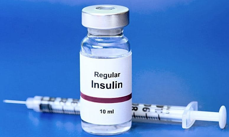 Инсулин. Так делать не надо!